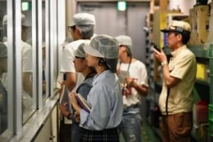 ゼブラ工場見学5
