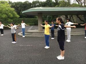 トキワ松学園マンドリン・ギター部合宿5
