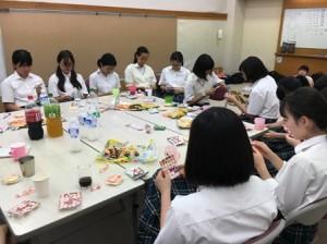 トキワ松学園マンドリン・ギター部合宿10