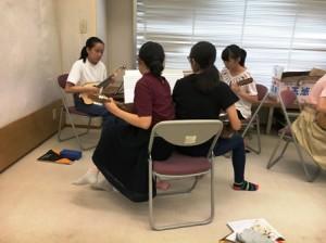 トキワ松学園マンドリン・ギター部合宿6