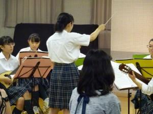 トキワ松学園マンドリン・ギター部合宿4