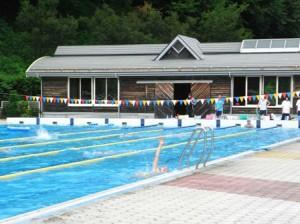 トキワ松学園水泳部1