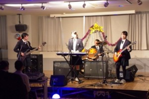 トキワ松学園軽音楽部クリスマスライブ6