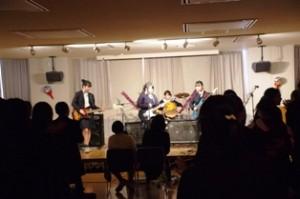 トキワ松学園軽音楽部クリスマスライブ7