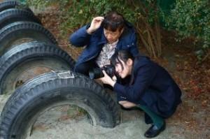 トキワ松学園写真部ハービー・山口ワークショップ2