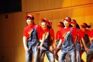トキワ松学園ダンス部卒業公演4
