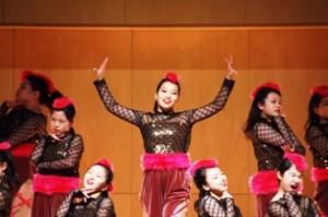 トキワ松学園ダンス部卒業公演3