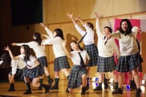 トキワ松学園ダンス部卒業公演2