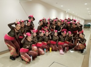ダンス部大会5